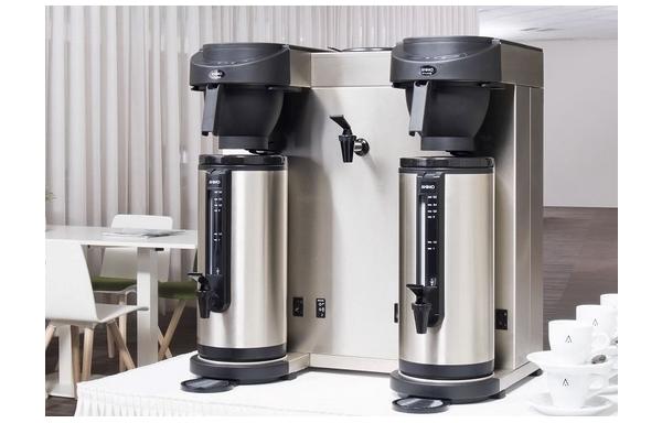 Cafetiere Thermos Inox